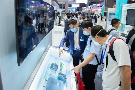 西门子亮相工博会:以数字化生态助力中国工业转型升级