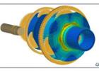 S4WT软件在双馈式风机齿轮箱分析中的应用