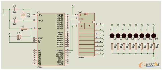 74ls74这个集成块是一个双d触发器,其功能比较的多,电子材料可用作