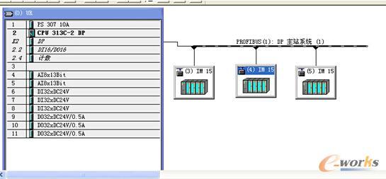 STEP7硬件组态