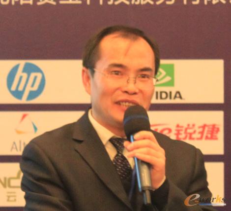 图1 山东山大华天软件有限公司何彦田先生