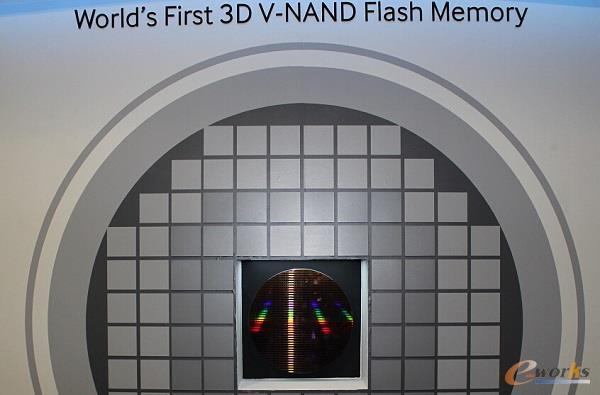 3D NAND固态存储量产
