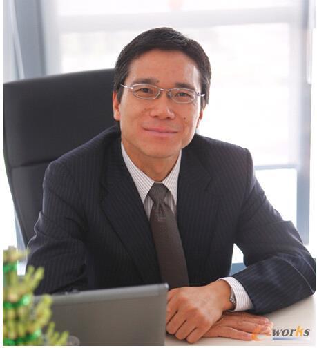 QAD大中华区总经理曹建静先生