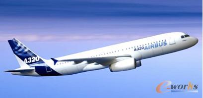 图1 飞机