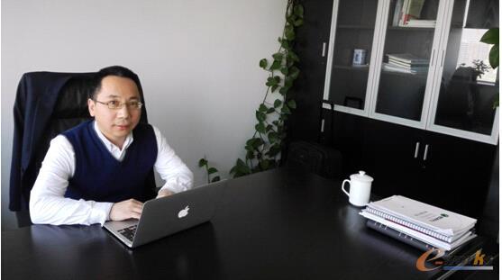 易往信息执行副总经理兼北京公司总经理石龙先生
