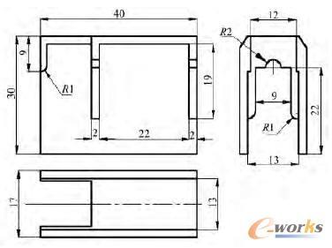 基于CAD/CAM对象的模具设计与v对象_CAM_flash2018软件绘制图片