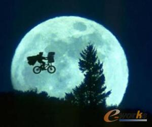 图1 科幻电影《E.T.外星人》
