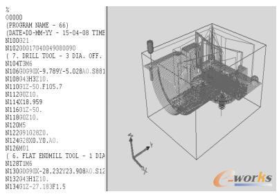 熔模铸造工艺设计了阀块毛坯的熔模铸造模具,经丌模检测,模具结构合