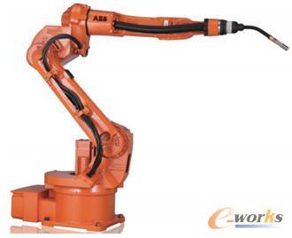 图4 典型的工业机器人