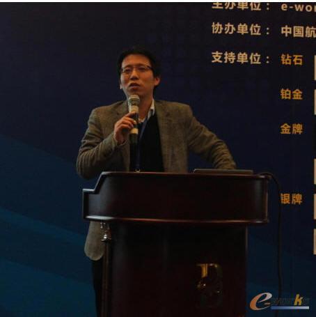 易士软件总经理曹银锋