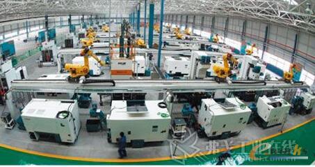 智能化信息化工厂管理控制系统