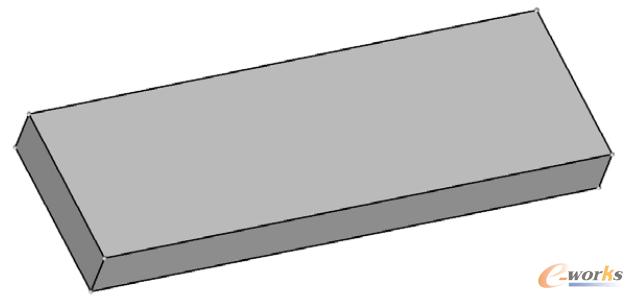 图1 机翼结构设计域