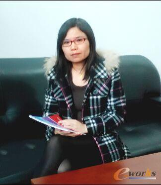 杨爱霞 上海鼎虎工业设备有限公司信息技术部经理