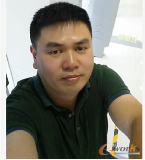 浙江富得宝家具有限公司 信息部经理 叶道安
