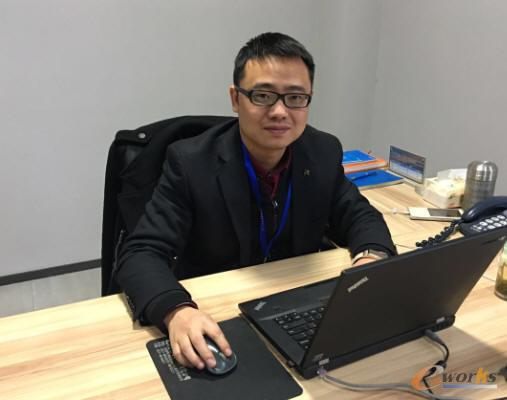 杭州老板电器股份有限公司 IT部部长 徐伟锋