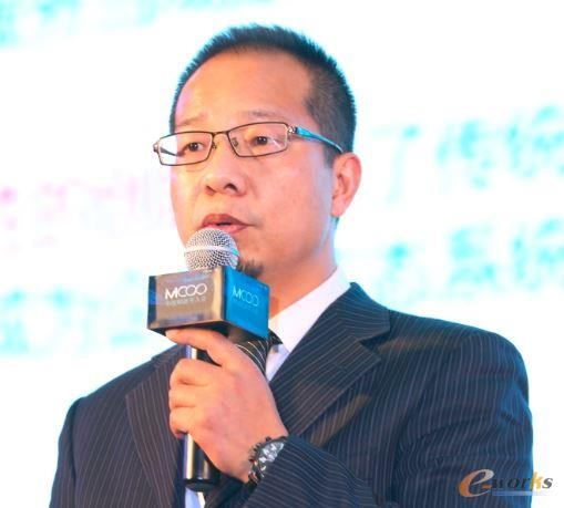 IBM大中华区技术支持服务部业务拓展执行总监江涛