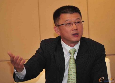欧特克公司大中华区总经理李邵建