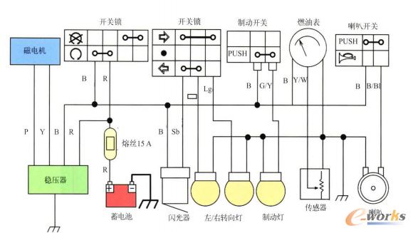 图3 信号回路