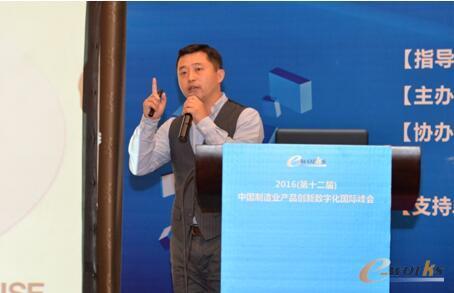 图1 北京安怀信科技股份有限公司总经理李焕
