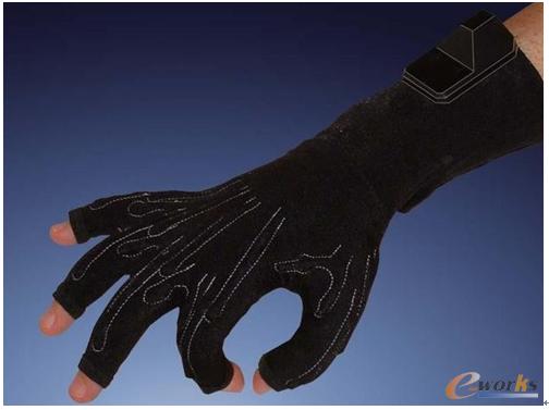 图2 数据手套