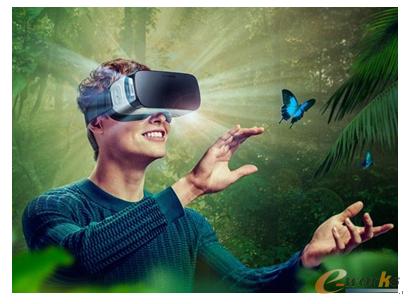图12 虚拟现实应用于旅游