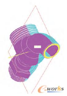 图3 脱模检查