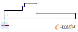 图4 修剪后轮廓线图