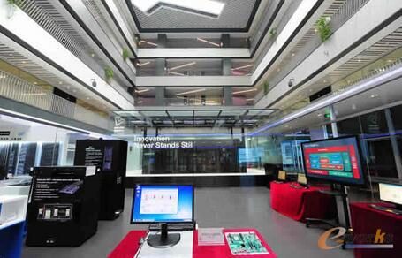 联想企业级创新中心