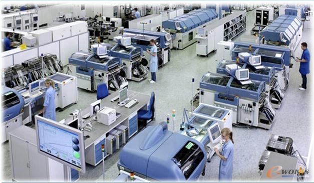 西门子安贝格电子工厂