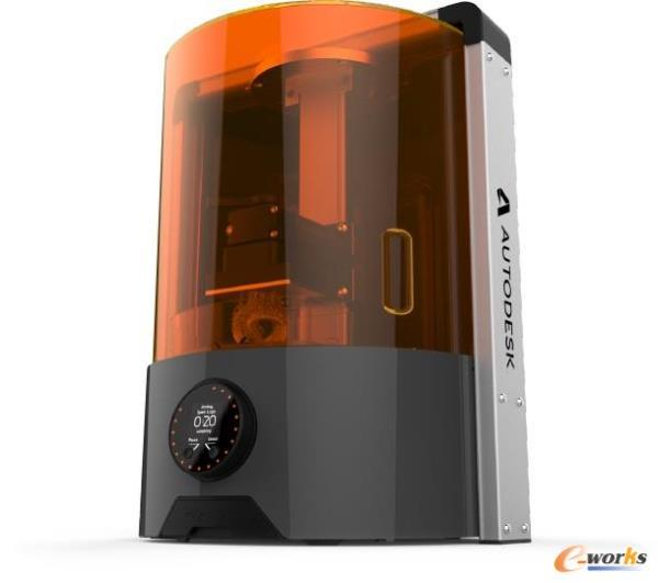 Autodesk推出的三维打印机Ember