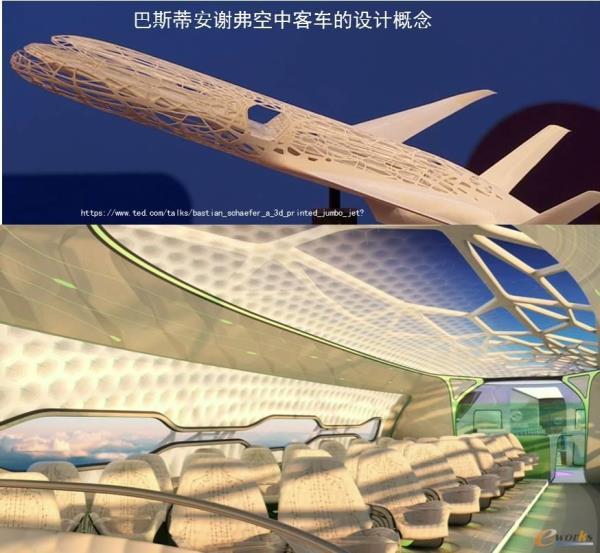 空中客车基于复合材料的概念飞机