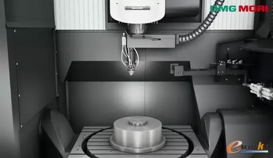 DMG:增材制造与传统制造融合