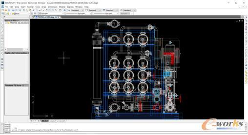 CAD专家:中望CAD2017持续提升,更重用加注cad2008序列号无效图片