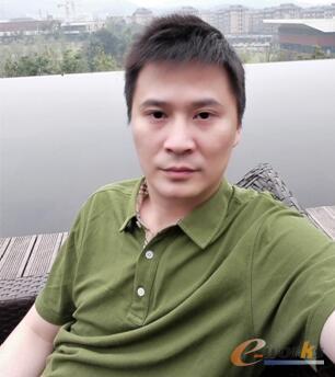 图1 长沙中联消防机械有限公司信息化主任刘玮