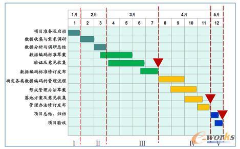 图3 项目总体计划