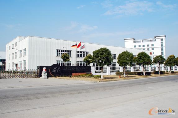 图1上海霍富汽车锁具有限公司