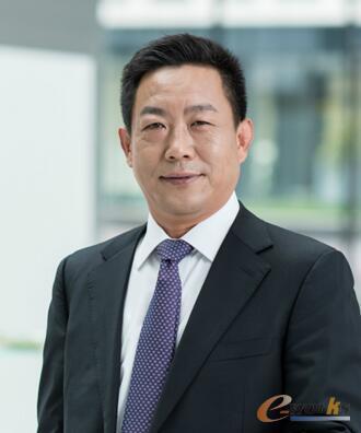 京东方科技集团股份有限公司 CIO 岳占秋