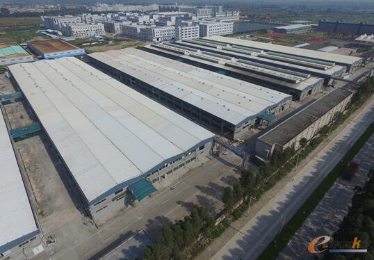 东莞新技电子有限公司全景图