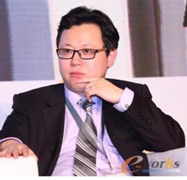 图1 三一集团有限公司总监兼首席信息官潘睿刚