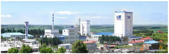 飞鹤乳业工厂