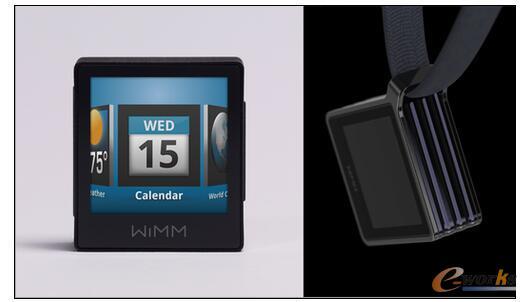 Wimm One智能手表