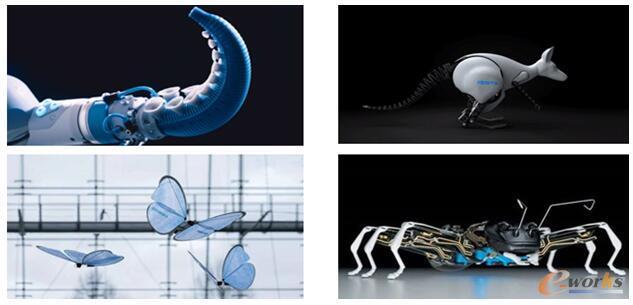 智能产品案例:Festo的仿生机器人系列