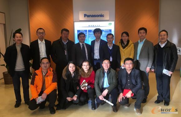 第二届日本智能工厂考察团参观PETEC