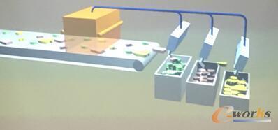 高精度树脂分选系统