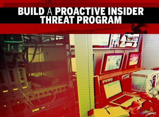 七步走战略:如何消除内部威胁因素