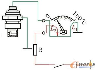 汽车水温传感器原理
