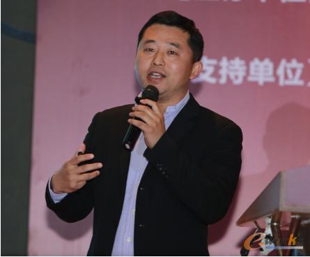 安怀信科技总经理李焕