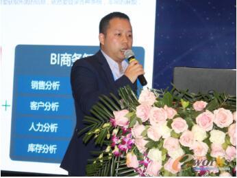 丝宝集团总经理助理刘勇