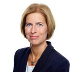 SAP全球物联网及数字供应链业务部执行副总裁芮谭雅(Tanja Rueckert)博士