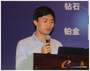 广州数控设备有限公司智能制造工程中心主任 宋健